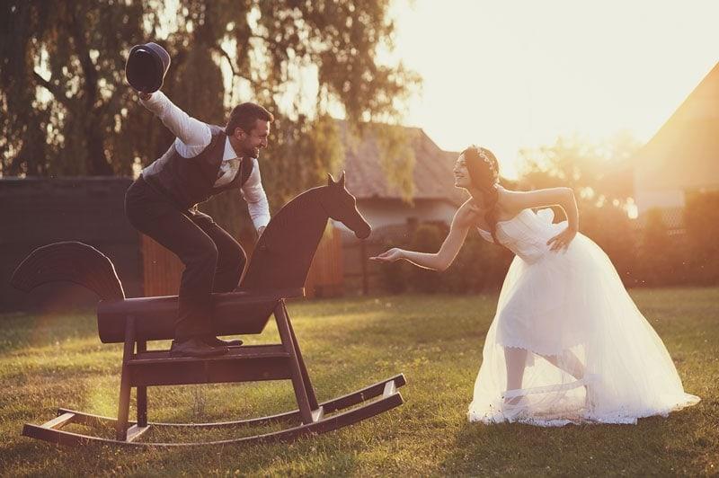 חתונה בטבע - עמדת צילום טאגבוקס בלוג - מתחתנים 2019