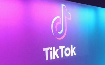 עמדת טיק טוק לאירועים TikTok